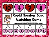 Addition Number Bond Cupid Matching Game 1-10