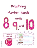 Addition Number Bond Worksheets - Singapore Math