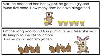 Addition Number Problems