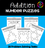 Addition Number Puzzles