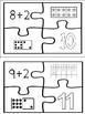 Addition Number Sense Puzzles Center