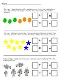 Addition Number Sentence Practice Test