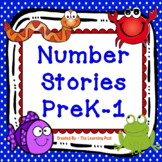 Addition Number Stories