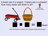 Addition Number Stories / Word Problems