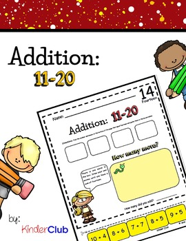 Kindergarten: Addition