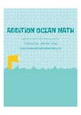 Addition Ocean Math Fact Assessments