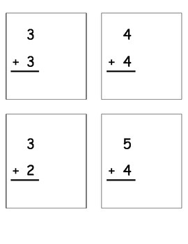 Addition Packet Numbers to 10