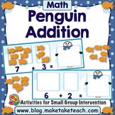 Addition - Penguin Addition