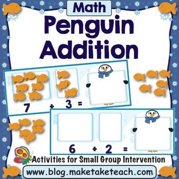 Addition - Penguin Addition