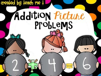 Addition Picture Problems