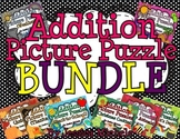 Addition Picture Puzzle BUNDLE