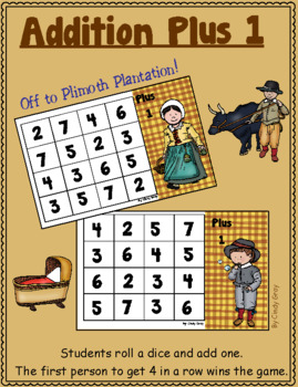 Addition Plus 1 - Plimoth Plantation