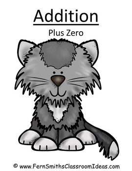 Addition Plus Zero Centers A Quick and Easy to Prep Center