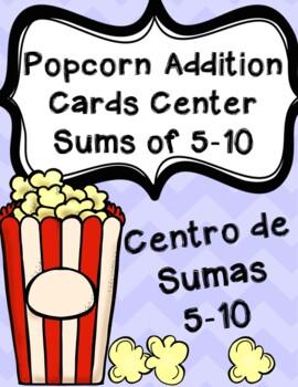 Addition Popcorn Center, Centro de Sumas
