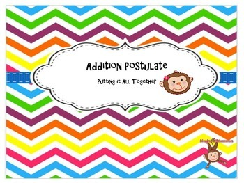 Addition Postulate: Putting it All Together