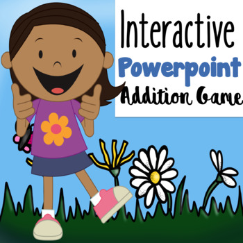 Addition PowerPoint Interactive Game