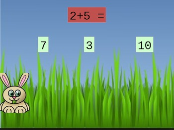 Addition Powerpoint Game