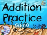 Addition Powerpoint Game- Updated!