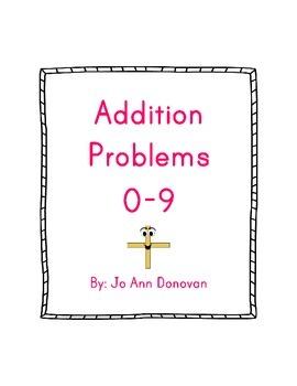 Addition Practice 0-9