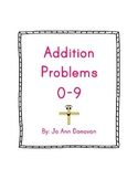 Addition Practice 0-9