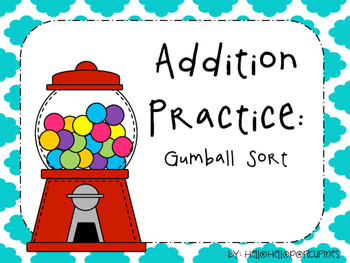 Addition Practice: 2 digit number x 2 digit numbers