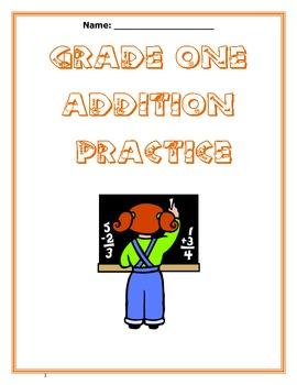 Addition Practice Grade 1