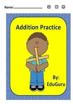 Addition Practice - Self Assessment