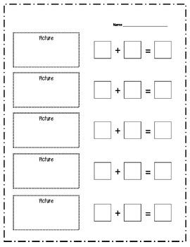 Addition Practice Worksheet by Ambedu | Teachers Pay Teachers
