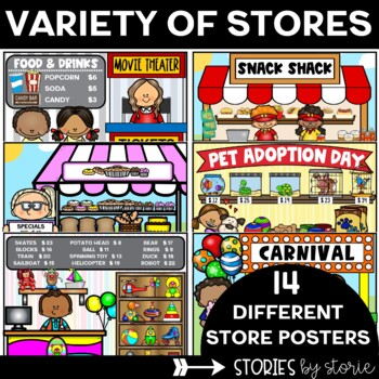 Addition Shopping Problems 2.NBT.B.6
