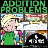 Addition Shopping Problems 2.NBT.B.6
