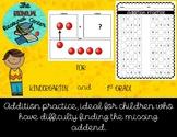 Addition Practice worksheet