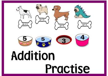 Addition Practise