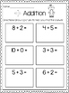 Addition Print & Practice: Drawing Pictures