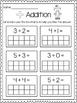 Addition Print & Practice: Ten Frames