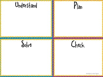Addition Problem Solving Task Cards Without Regrouping