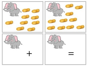 Addition Sums to 10