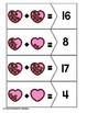 Addition Puzzles: Valentine's Day Set