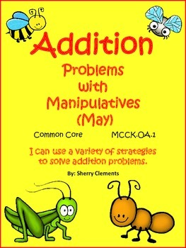 Bugs Addition Problems