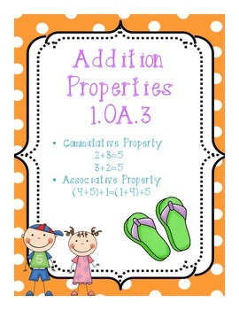 Addition Properties 1.OA.3