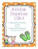 Addition Properties 1.OA.3