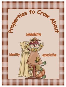 Addition Properties (Associative, Commutative, Identity) Center