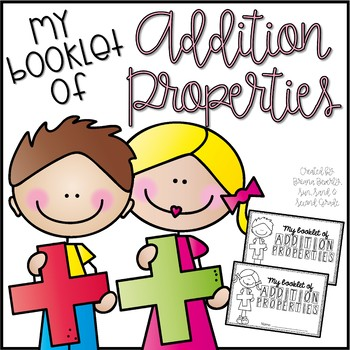 Addition Properties Booklet