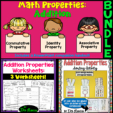 Addition Properties Bundle