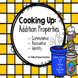 Addition Properties: Commutative, Associative, Identity