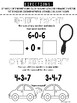 Addition Properties & Fact Families Interactive Notebook