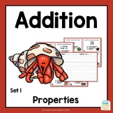Addition Properties Set 1