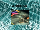 Addition Properties and Vocabulary