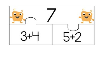 Addition Puzzle