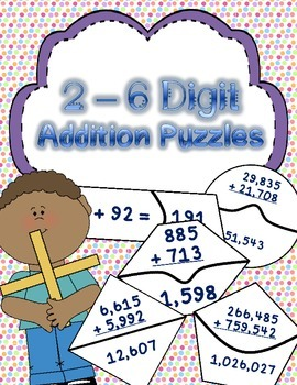 Addition Puzzles