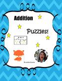Addition Puzzles MAFS.K.OA.1.4